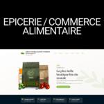 Boutique woocommerce epicerie commerce alimentaire
