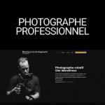 Boutique woocommerce photographe professionnel