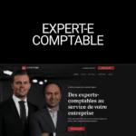site-vitrine worpress expert comptable